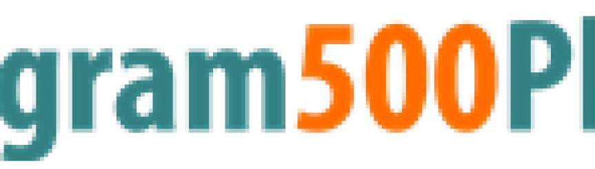 Przyjmowanie wniosków o świadczenie wychowawcze 500+ Kliknięcie w obrazek spowoduje wyświetlenie jego powiększenia