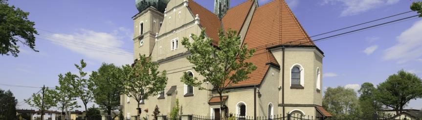 Msza św. z okazji 25-lecia gminy Kliknięcie w obrazek spowoduje wyświetlenie jego powiększenia