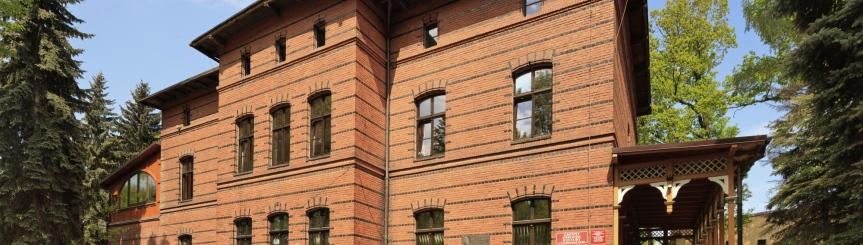 Remont budynku Górnik położonego w Goczałkowicach - Zdroju przy ul. Uzdrowiskowej na Centrum Usług Społecznościowych Kliknięcie w obrazek spowoduje wyświetlenie jego powiększenia