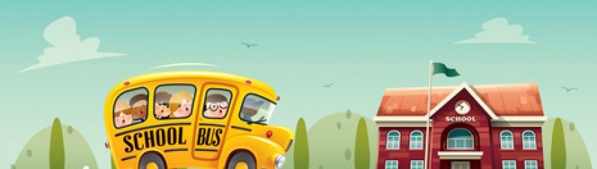 Rozkład jazdy autobusu szkolnego Kliknięcie w obrazek spowoduje wyświetlenie jego powiększenia