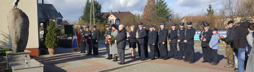 Narodowe Święto Niepodległości w Goczałkowicach - Zdroju Kliknięcie w obrazek spowoduje wyświetlenie jego powiększenia