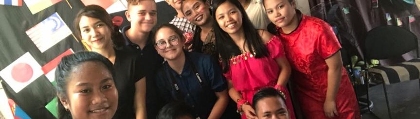 """Podsumowanie akcji """"Szkoła dla Szkoły – Goczałkowice Filipinom"""" Kliknięcie w obrazek spowoduje wyświetlenie jego powiększenia"""