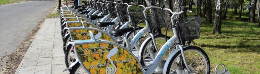 Ruszyła samoobsługowa wypożyczalnia rowerów Kliknięcie w obrazek spowoduje wyświetlenie jego powiększenia