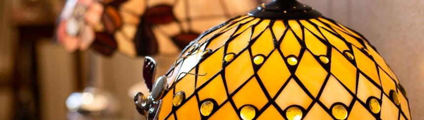 Wystawa Lamp Witrażowych Kliknięcie w obrazek spowoduje wyświetlenie jego powiększenia