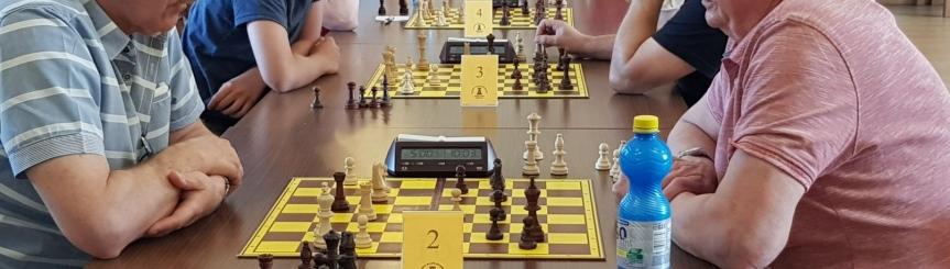 Turniej szachowy o Puchar Wójta rozstrzygnięty Kliknięcie w obrazek spowoduje wyświetlenie jego powiększenia