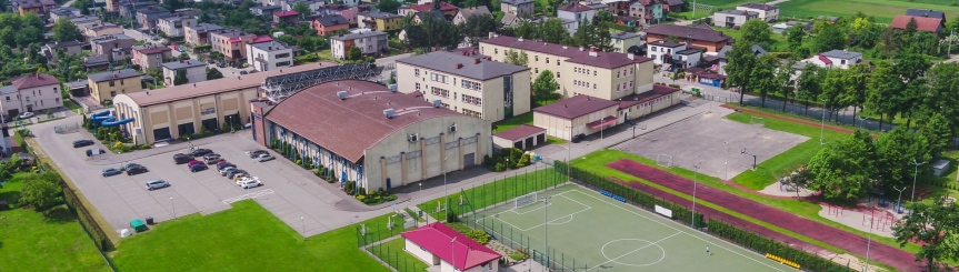 Przedszkole ma powstać przy kompleksie szkolno-sportowym przy ul. Wisławy Szymborskiej