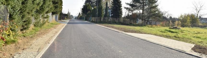 Ulice Sołecka i Solankowa jak nowe Kliknięcie w obrazek spowoduje wyświetlenie jego powiększenia