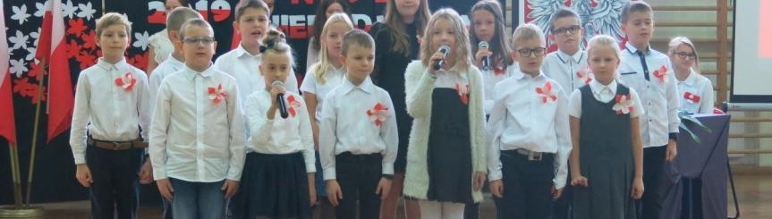 Nasza Niepodległa - upamiętnienie odzyskania przez Polskę niepodległości Kliknięcie w obrazek spowoduje wyświetlenie jego powiększenia