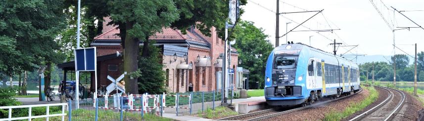 Stacja kolejowa w Zdroju zmieni oblicze Kliknięcie w obrazek spowoduje wyświetlenie jego powiększenia