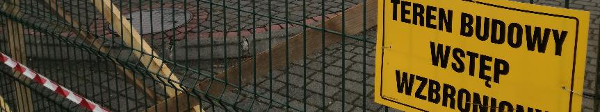"""Zmiana wejścia na boisko """"Orlik"""" Kliknięcie w obrazek spowoduje wyświetlenie jego powiększenia"""